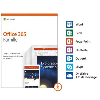 Microsoft Office 365 Famille