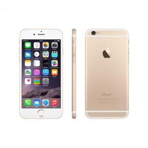 APPLE IPHONE 6 16 GO GOLD RECONDITIONNÉ