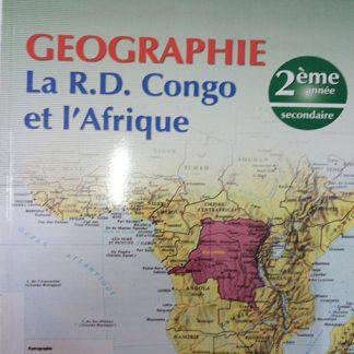 Géographie 2ème secondaire