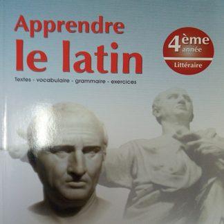 Apprendre le latin 4ème