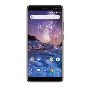 Nokia 7 Plus Smartphone Débloqué 4G