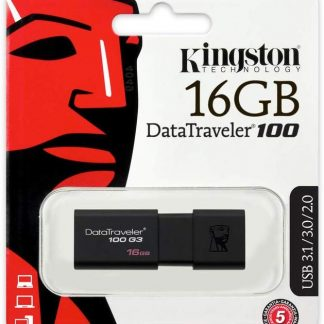 Kingston DT100G3/16GB DataTraveler 100 G3