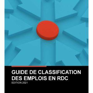 Guide de classification des emplois en RDC