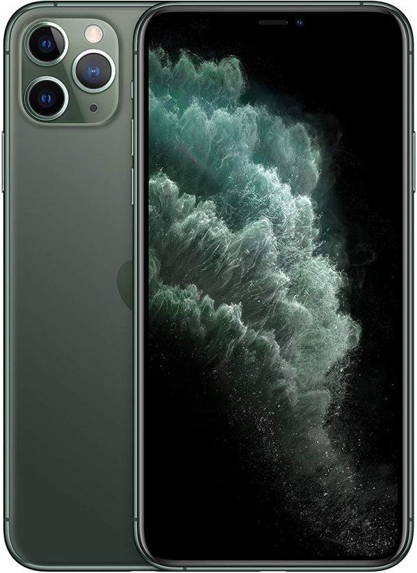 Iphone 11 pro max vert nuit
